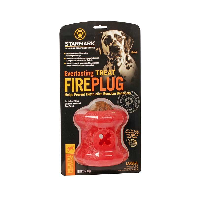jouet dentaire pour chien everlasting fire plug large tt29. Black Bedroom Furniture Sets. Home Design Ideas